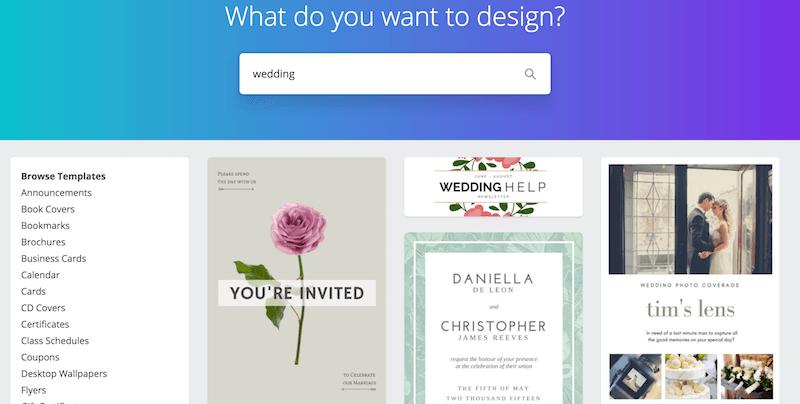 Cómo Hacer Invitaciones De Boda Online Detailsinvitacionescom